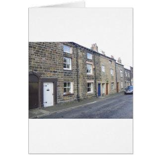 Quaint English Cottages Card