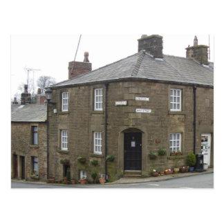 Quaint English Village Postcard