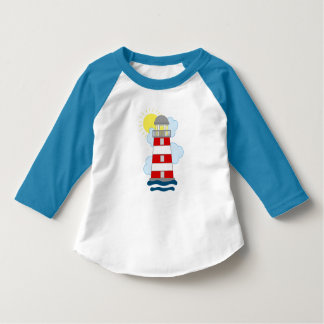 Quaint Lighthouse T Shirt