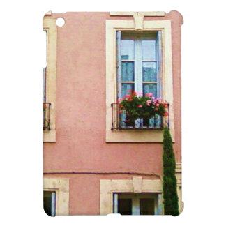 Quaint Pink French Windows iPad Mini Case