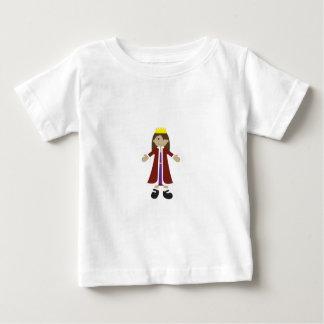 Quaint Queen Rag Doll Infant T-shirt