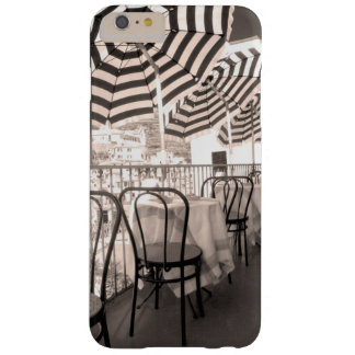 Quaint restaurant balcony, Italy Barely There iPhone 6 Plus Case