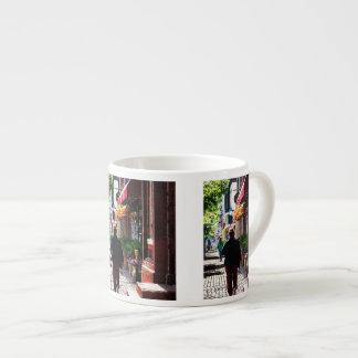 Quaint Street Alexandria VA Espresso Cup