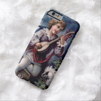 Quaint Vintage Mandolin Player Barely There iPhone 6 Case