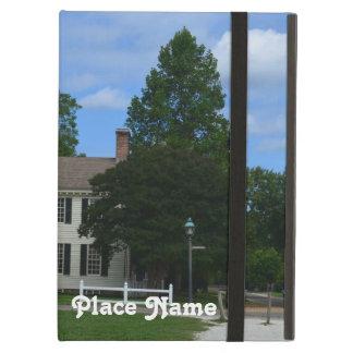 Quaint Williamsburg iPad Air Case