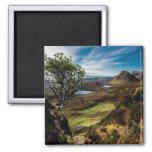 Quairaing, Isle of Skye, Scotland Magnet Fridge Magnet
