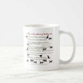 Quaker Clerk & Notes on the Art of Herding Cats Coffee Mug