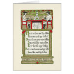 Quaker Health-Here's to You and Your Folks Stationery Note Card