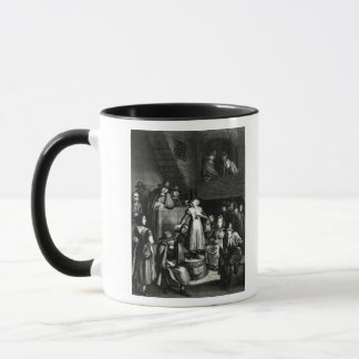 Quaker Meeting, 1699 Mug