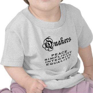 Quaker Motto Shirts