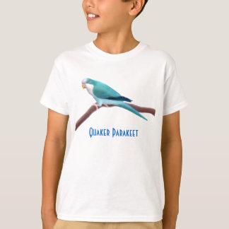 Quaker Parakeet Kids T-Shirt