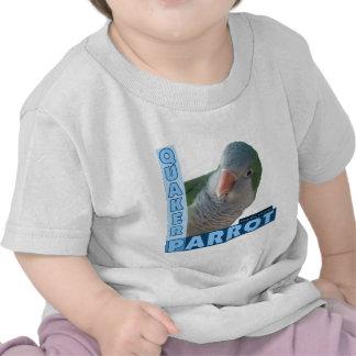 Quaker Parakeet Photo Baby's T-shirt