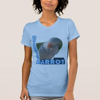 Quaker Parakeet Photo Women's T Shirts