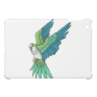Quaker Parrot iPad Case