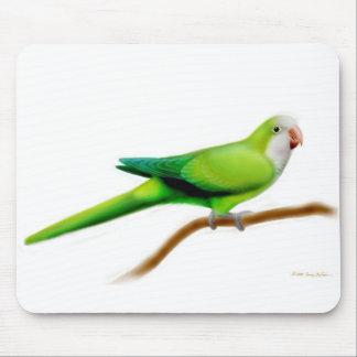 Quaker Parrot Mousepad
