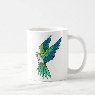 Quaker Parrot Products Coffee Mug