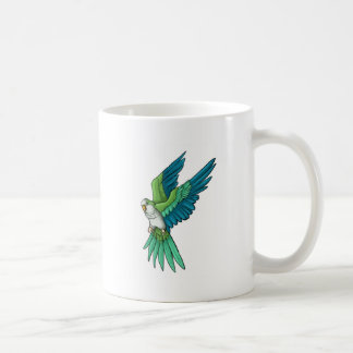 Quaker Parrot Products Coffee Mugs