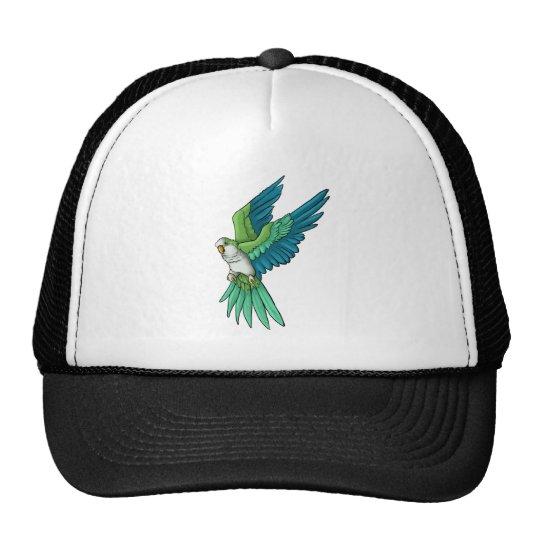 Quaker Parrot Products Trucker Hat