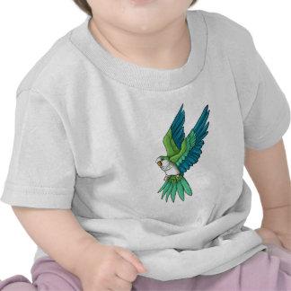 Quaker Parrot Products T Shirt