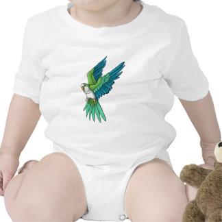 Quaker Parrot Products T-shirt
