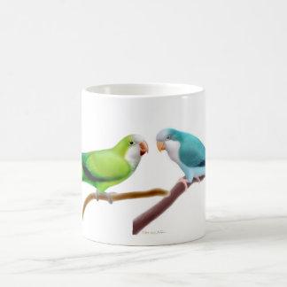 Quaker Parrots Mug