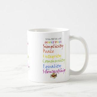 Quaker Spices Coffee Mug