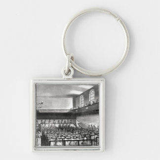 Quakers Meeting, from Ackermann's Keychain