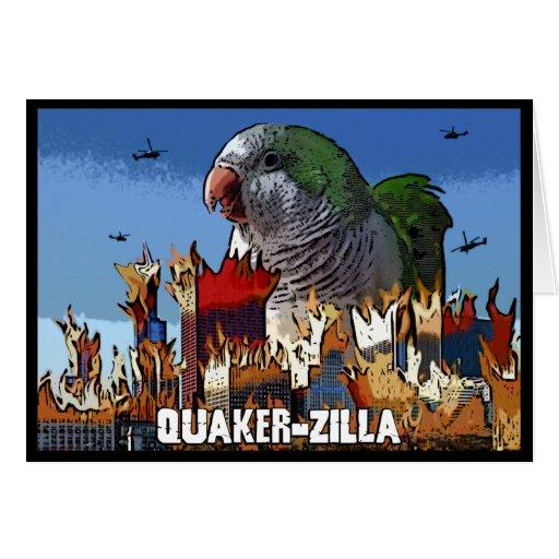 QuakerZilla Card