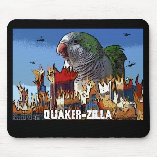 QuakerZilla Mousepad