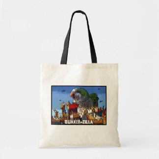 QuakerZilla Tote Bag