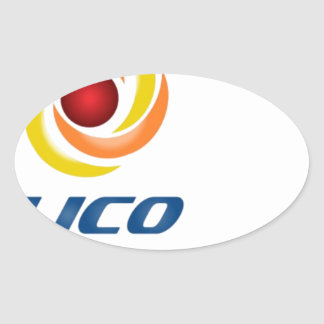 Qualico Corporate Branded Items Oval Sticker