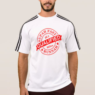 Qualified Super Fast Runner Adidas SS T-Shirt