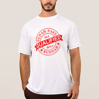 Qualified Super Fast Runner Champion SS T-Shirt