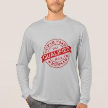 Qualified Super Fast Runner Sport-Tek LS T-Shirt