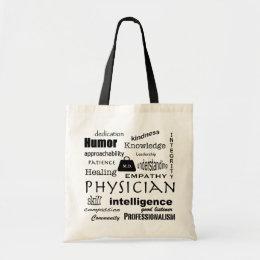 Qualities of Good Physician+Medical Bag