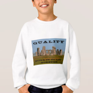 Quality-1-Build it to Last Sweatshirt