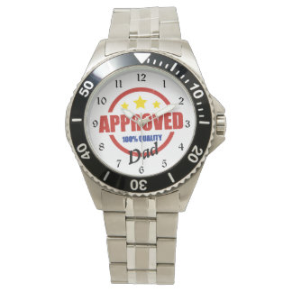 Quality Approved Dad Wrist Watches