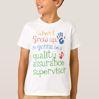 Quality Assurance Supervisor (Future) Infant Baby T-Shirt