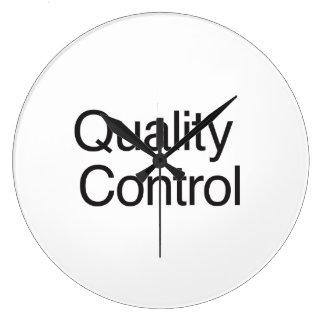 Quality Control Clocks