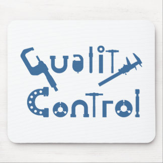 Quality Control Mouse Pad