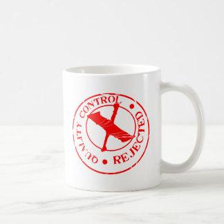 Quality Control Reject Classic White Coffee Mug