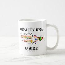 Quality DNA Inside (DNA Replication) Coffee Mug