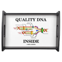 Quality DNA Inside (DNA Replication) Food Tray