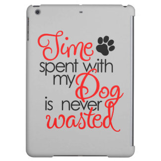 Quality Dog Time Cover For iPad Air