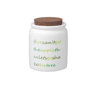 Motivational Quotes Candy Jars, Motivational Quotes Candy Dishes