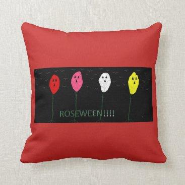 Halloween Themed Quality throw pillow Halloween design