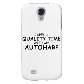 Quality Time Autoharp Galaxy S4 Cover