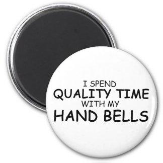 Quality Time Handbells Magnet