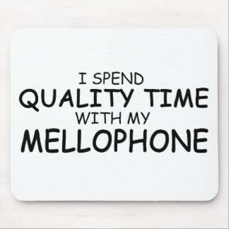 Quality Time Mellophone Mouse Pad