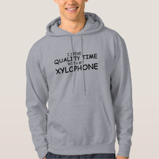Quality Time Xylophone Hoodie